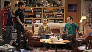 The Big Bang Theory 03x03 : The Gothowitz Deviation- Seriesaddict